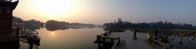 West Lake, Hangzhou. Image by Kwong Yee Cheng.